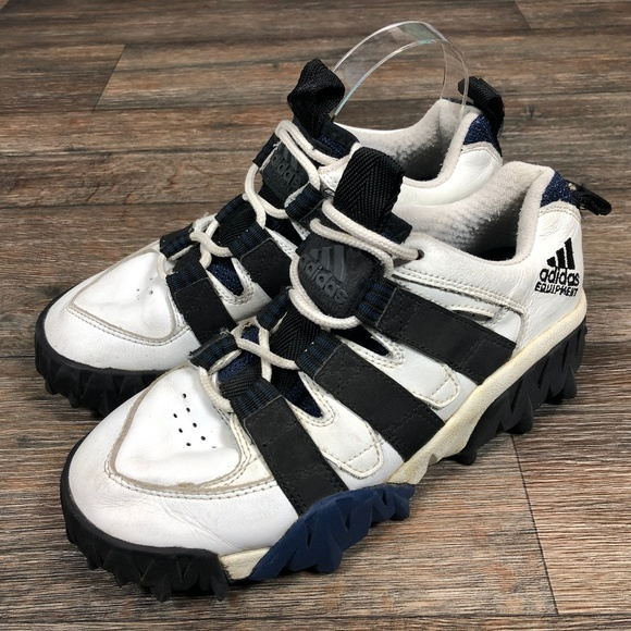 online store c0289 8ad41 VTG 1995 Adidas Equipment Shoes Men's Size 7 M